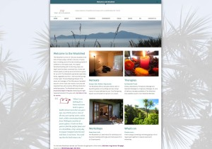 Woolshed website home page