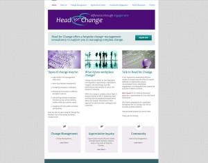 Head for change web 2