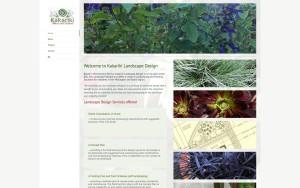 Kakariki Landscape design home page